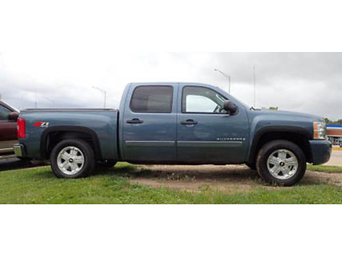 08 CHEVY SILVERADO 1500 LTZ 4WD Only 80000 Miles Fully Packed Se Habla Espanol 630-469-8860 942