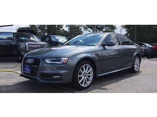16 AUDI A4 20T PREMIUM Loaded With Every Option Imaginable Stunning Good Looks Save Tons Over Ne