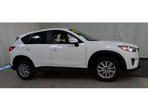 15 MAZDA CX5 AWD One Owner Clean AWD Factory Warranty Was 22950 Clearance 847-235-7408 T500