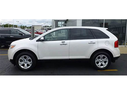 11 FORD EDGE All The Right Options Great Price Call WConfidence Se Habla Espanol 866-490-5173