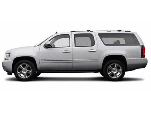 14 CHEVY SUBURBAN 1500 LT 4WD Just Arrived Too New To Picture OnStar Ready Leather Bluetooth Pa