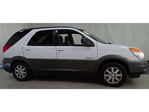 03 BUICK RENDEZVOUS CX AWD Local Trade Good Miles Fully Loaded Local Free Drivetrain Warranty S