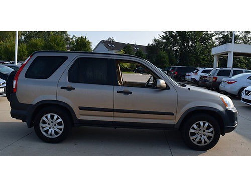 05 HONDA CR-V EX 4WD Good Good Low Honda Miles 4WD Hard To Find This Nice 12934PA 866-395-1539