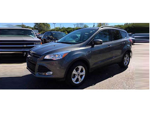 14 FORD ESCAPE SE Only 33800 Miles Nicely Equipped Very Well Kept file Photo 866-695-2321 CP2
