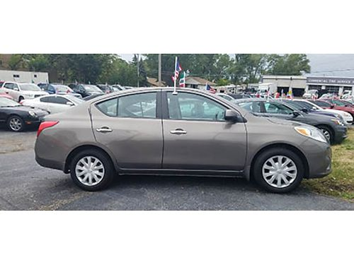12 NISSAN VERSA 16S Local Trade Every Power Option Very Very Clean Low Low Price Se Habla Esp