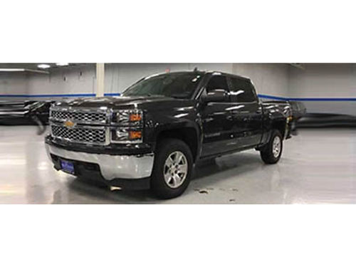 15 CHEVY SILVERADO 1500 LT CREW CAB 4X4 Ready For Work Or Play Well Equipped And Very Well Kept