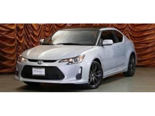 14 SCION TC SERIES 100 One Owner Only 40000 Miles Premium Kit Se Habla Espanol 877-458-4450 4