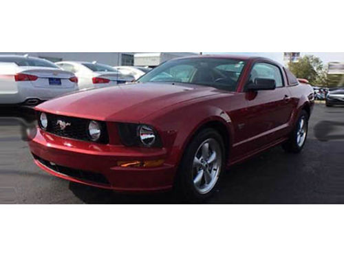 07 FORD MUSTANG COUPE V8 Only 17890 Miles In Excellent Condition Super Sporty And Fun To Drive 8