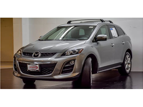 10 MAZDA CX-7 TOURING AWD Clean CarFax Low Miles Heated Leather 3rd Row Moon