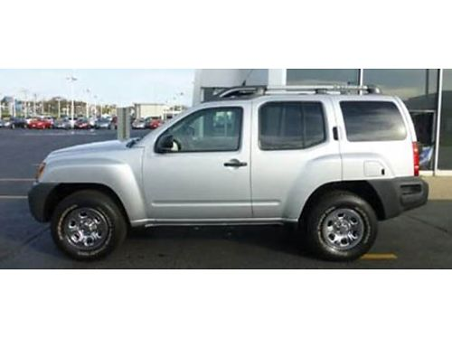 15 NISSAN X-TERRA X 4X4 Only 32000 Miles Absolutely Mint Full Power Options Rails File Photo C