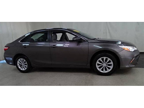 17 TOYOTA CAMRY LE Toyota Certified Special Purchase Only One At This Price Se Hable Espanol Was