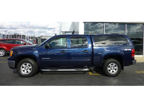 10 GMC SIERRA 1500 SLE 4X4 Work Or Play Ready Premium Options Tow Package Call With Confidence S