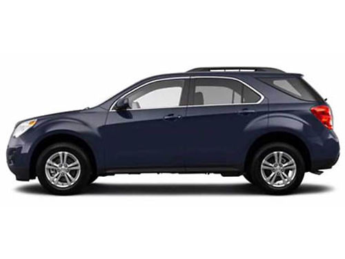 15 CHEVY EQUINOX LT W1LT Nicely Equipped  Very Roomy Spotless Buy WConfidence File Photo 866