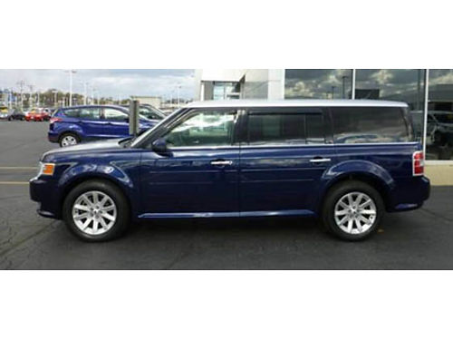 11 FORD FLEX SEL Luxury Low Miles Sunroof Ford Dealer Ford Inspected Heated Leather Se Habla E