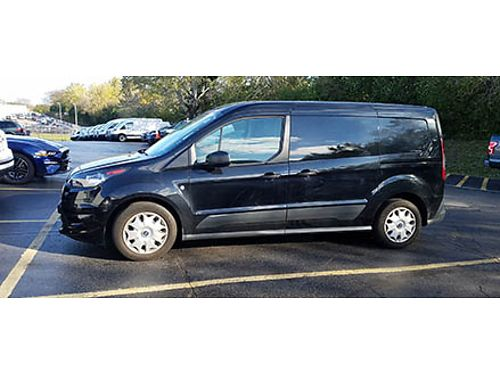 15 FORD TRANSIT CONNECT XLT Rare Ford Dealer Ford Inspected Local Trade Good Miles Se Habla Esp