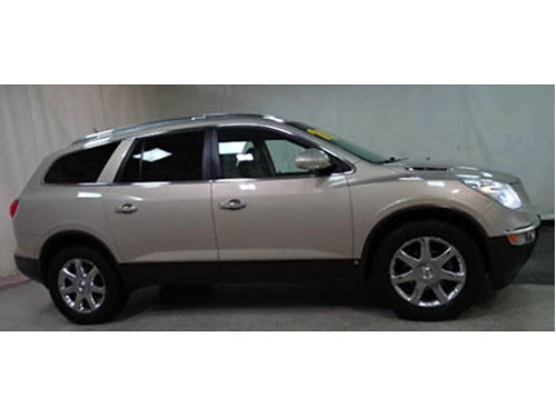 10 BUICK ENCLAVE CX-L AWD One Owner 3rd Row Loaded AWD Free Powertrain Warranty Se Hable Espano