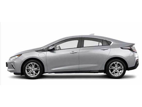 17 CHEVY VOLT PREMIER HATCHBACK To New To Picture Nicely Equipped With Heated Front And Rear Seats