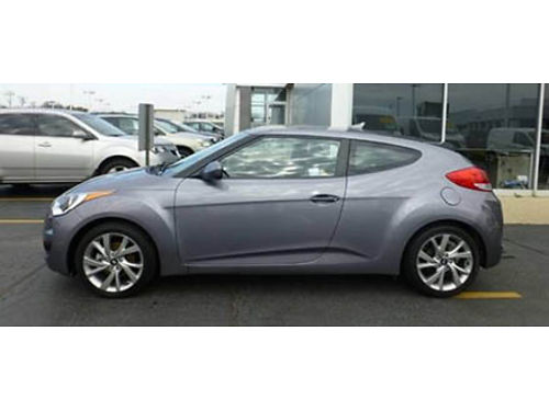 16 HYUNDAI VELOSTER One Owner Only 41K Miles Back Up Camera Call With Confidence Se Habla Espano
