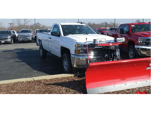 17 CHEVY SILVERADO 2500 4X4 Brand New Ready To Earn Its Keep Looking For Work