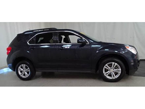 15 CHEVY EQUINOX LT AWD One Owner Local Trade Good Miles Fully Loaded LT Chevy Warranty Remainin