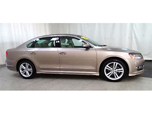 15 VW PASSAT SEL Only 27K Miles Leather Moonroof Factory Warranty 847-235-7408 T50457A 17992