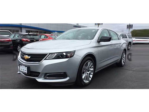 15 CHEVY IMPALA LS WILS In Great Condition Remote Keyless Entry Bluetooth CD Alloys And More 8