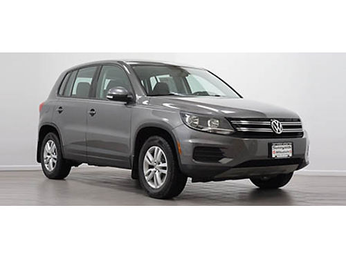 12 VW TIGUAN 4MOTION AWD Leather Premium Kits Every Power Feature Se Habla Espanol 630-469-8860