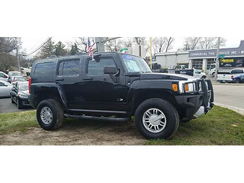 09 HUMMER H3 4WD Local Trade Perfect Condition Heated Leather Low Price Se Habla Espanol 630-46