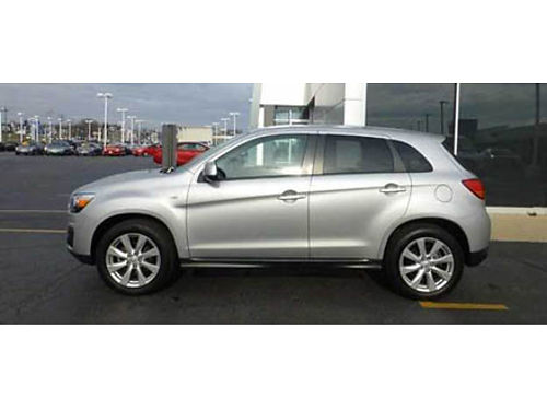 14 MITSUBISHI OUTLANDER SPORT ES Great Low Price Very Good Miles Sport Package Upgrade Tech Loade