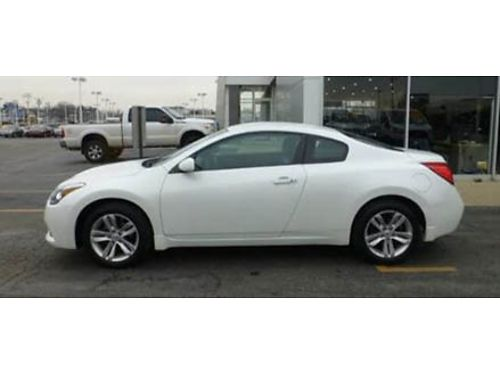 13 NISSAN ALTIMA 25 S COUPE Very Hard To Find Low Miles Premium Kit Local Trade 866-490-5173 P