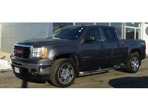 10 GMC SIERRA 1500 Great Miles Fully Loaded Hard To Find Local Trade Se Hable Espanol 866-490-5