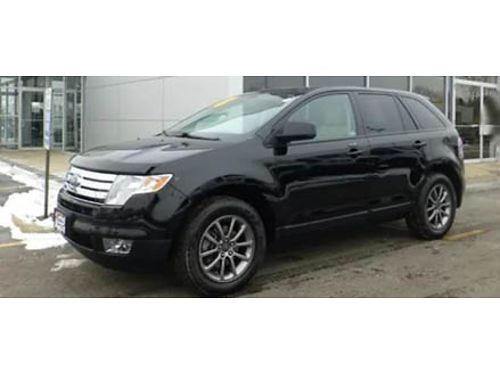 08 FORD EDGE AWD Ford Dealer Ford Inspected Premium AWD Tech Loaded Luxury Loaded Se Habla Espa