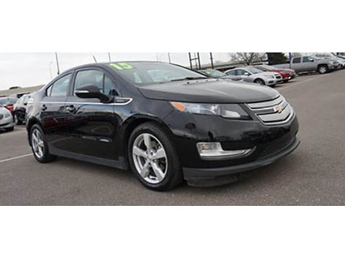15 CHEVY VOLT Only 24486 Miles Nicely Equipped Save On Gas  Save Some Cash File Photo 866-695-2