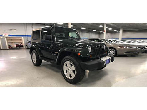 10 JEEP WRANGLER SAHARA 4WD Fun To Drive On Or Off Road 866-695-2321 C18368B 18995