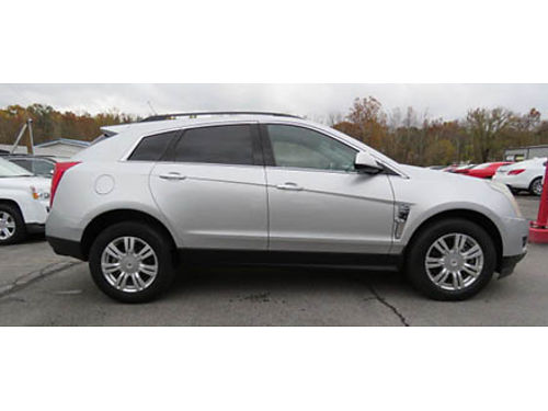 11 CADILLAC SRX LUXURY Navigation Leather Good Miles Luxury Package Local Trade 866-490-5173 P