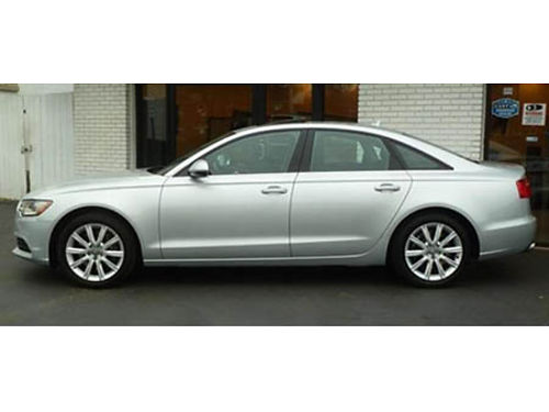 14 AUDI A8 20T PREMIUM One Owner Only 47000 Miles Navigation Leather All Luxury 866-490-5173