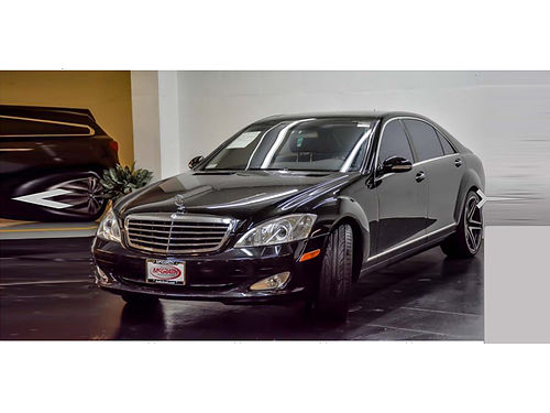 07 MERCEDES S550 55L V8 Clean CarFax Low Miles Power Everything HeatedVenti