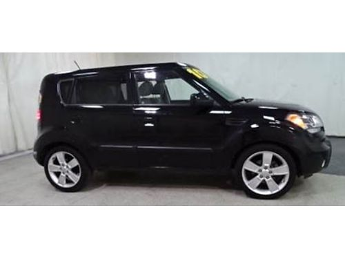 10 KIA SOUL SPORT Only 30000 Miles One Owner Moonroof Alloys Gold Check Warranty Was 11950 S