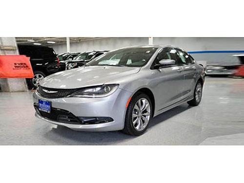 15 CHRYSLER 200 Gently Used One Owner Low Miles Nicely Equipped 866-695-2321 CP2452 12699