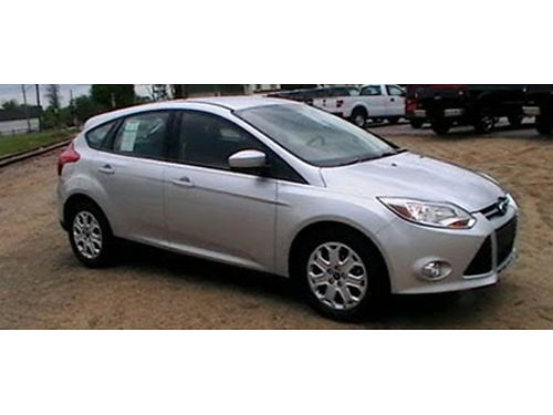12 FORD FOCUS SE HATCH Ford Dealer Ford Inspected 100 Confidence Drive Reliability 866-490-5173
