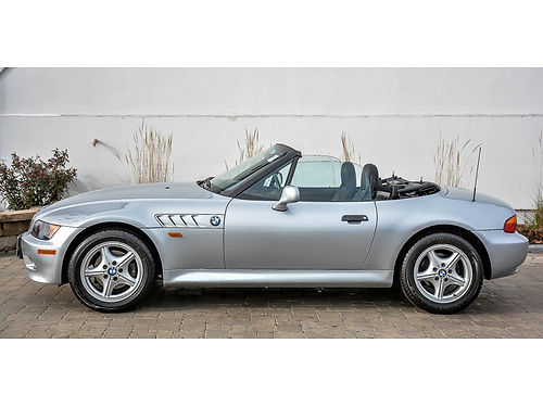 96 BMW Z3 CONVT 7000 Miles Absolutely One Of A Kind 7000 Miles DG740 855-87