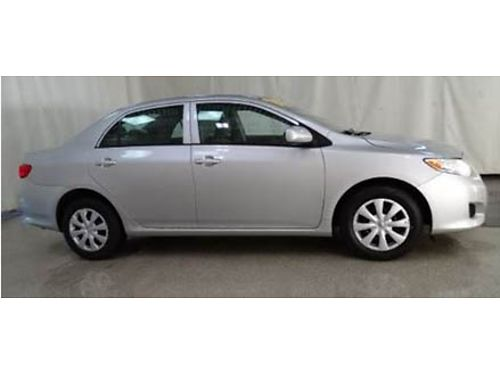 10 TOYOTA COROLLA LE Only 65000 Miles One Owner Only 65000 Miles Gold Check Warranty Se Hable