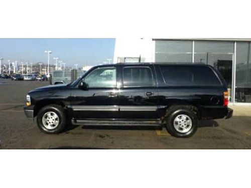 03 CHEVY SUBURBAN 4WD Good Suburban Miles Very Clean Local Trade These Go Fast Se Habla Espanol