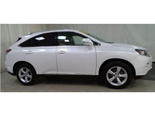 15 LEXUS RX350 AWD Navigation Leather Moonroof One Owner Lexus Warranty Se Habla Espanol Was