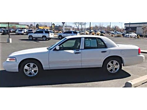 11 FORD CROWN VICTORIA Hard To Find Fully Loaded Ford Dealer Ford Inspected Se Habla Espanol 86