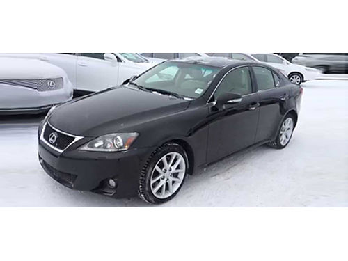 11 LEXUS IS350 AWD Legendary Reliability Great Looks Premium Leather AWD Sunroof Everything 8