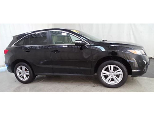 15 ACURA RDX AWD One Owner Leather Moonroof Tech Loaded Good Miles Too Acura Warranty Se Hable