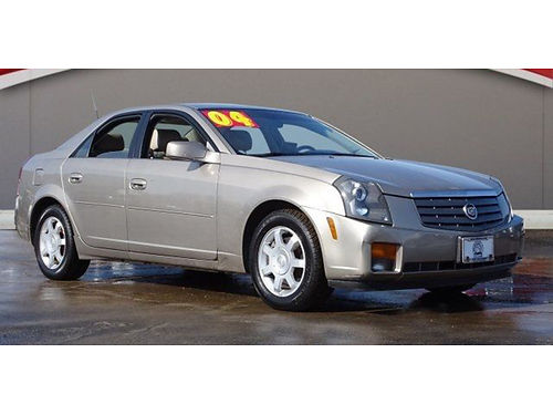 04 CADILLAC CTS 39000 Miles 39000 Miles 39000 Miles 866-399-4240 7292