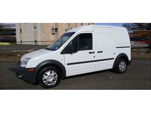 11 FORD TRANSIT CONNECT XL One Owner Only 43000 Miles Ford Dealer Ford Inspected Call With Conf