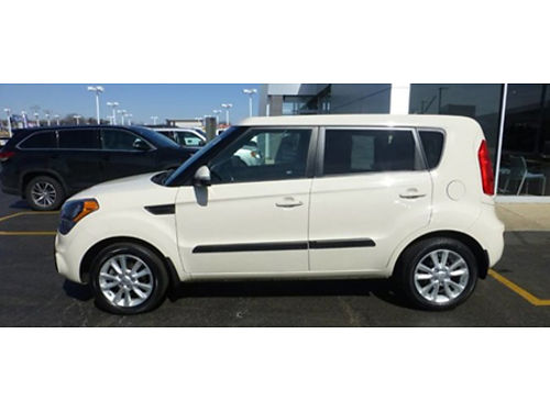 13 KIA SOUL PLUS Local Trade Fully Loaded Plus Package Low Low Price Se Hable Espanol 866-490-